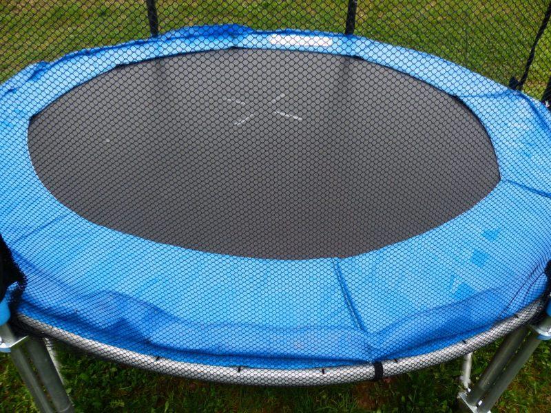 Mini-Trampolin – Springen Sie sich fit und schlank